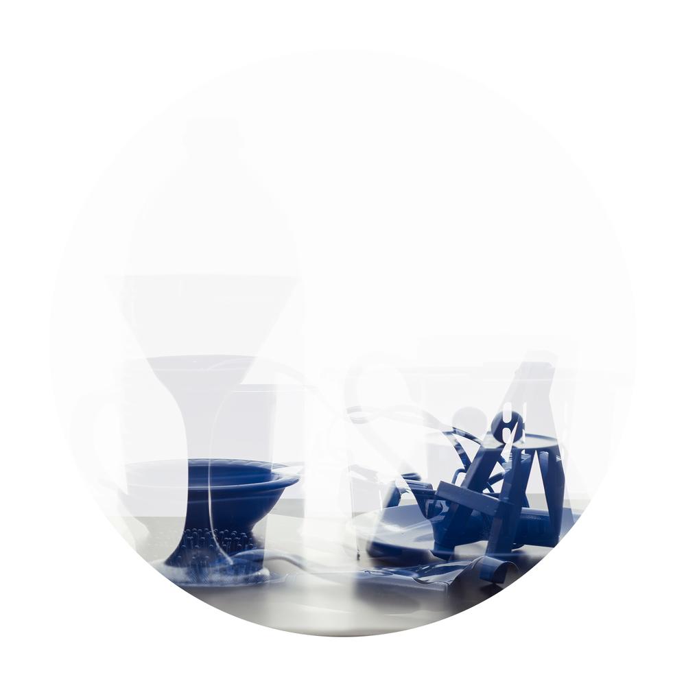 Blue Still Life 1