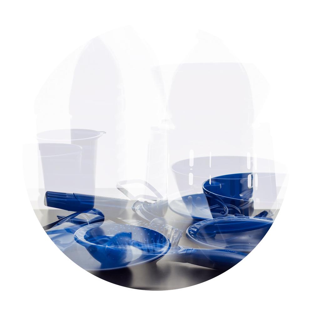 Blue Still Life 2