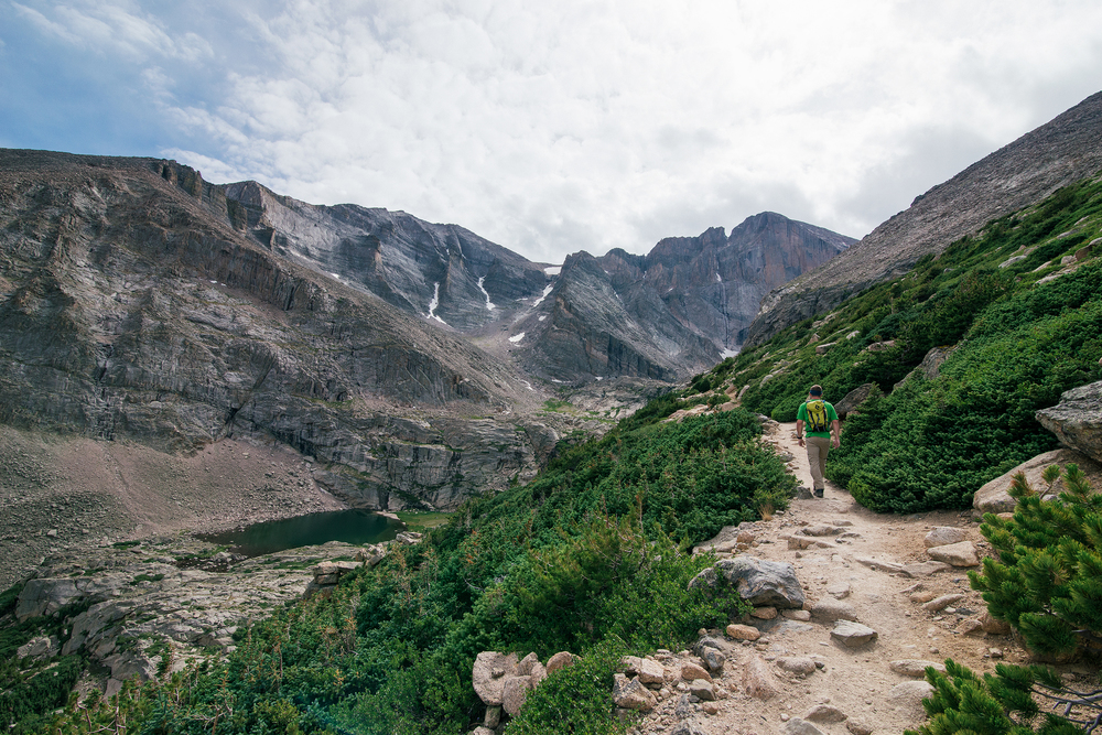 Longs Peak Hike