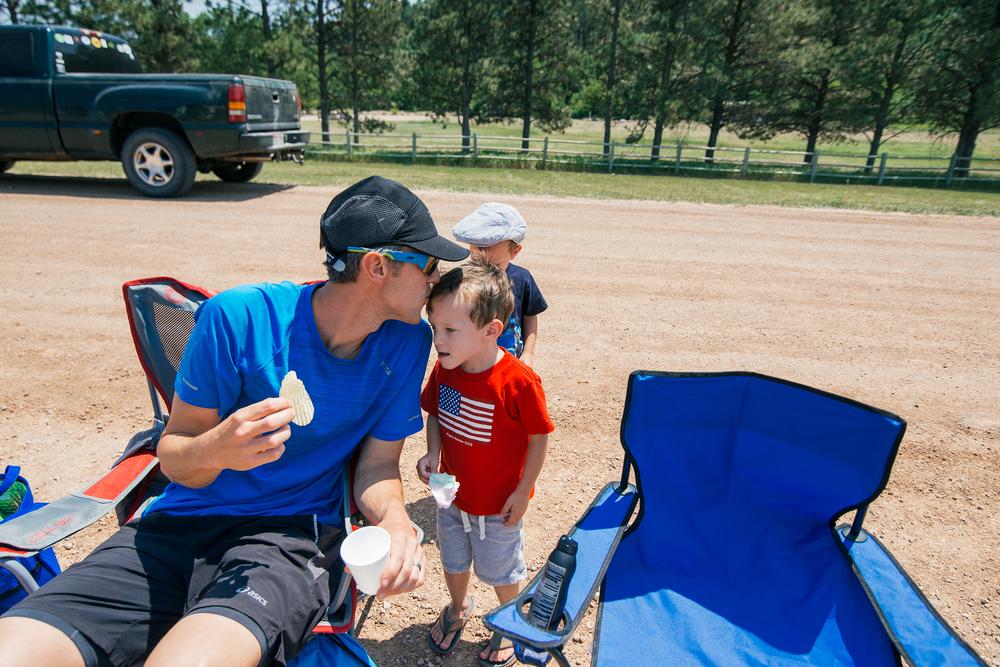 Black Hills 100 Runner