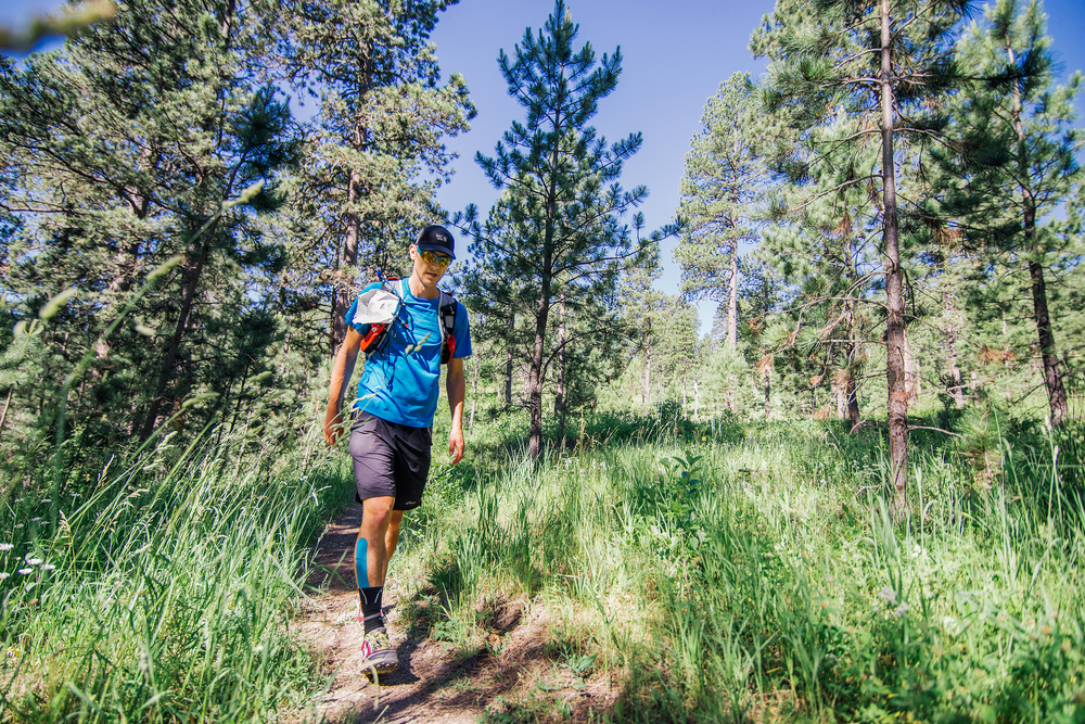 Ultra Marathon Runner
