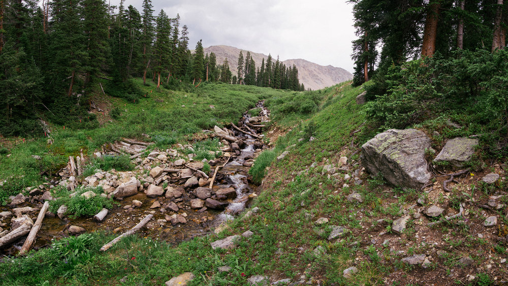 Alpine Creek At Arapahoe Basin