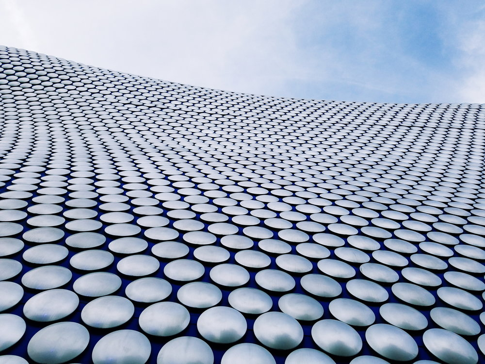 Exploring Birmingham, United Kingdom