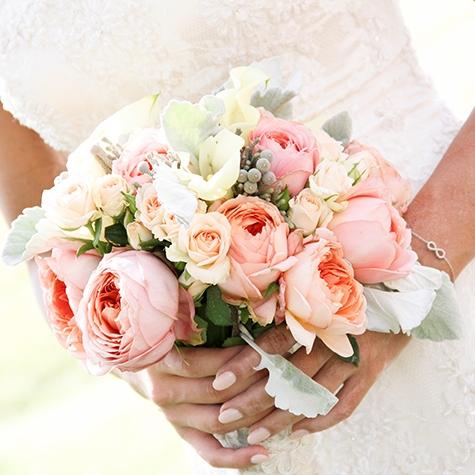 Vintage bouquet photo