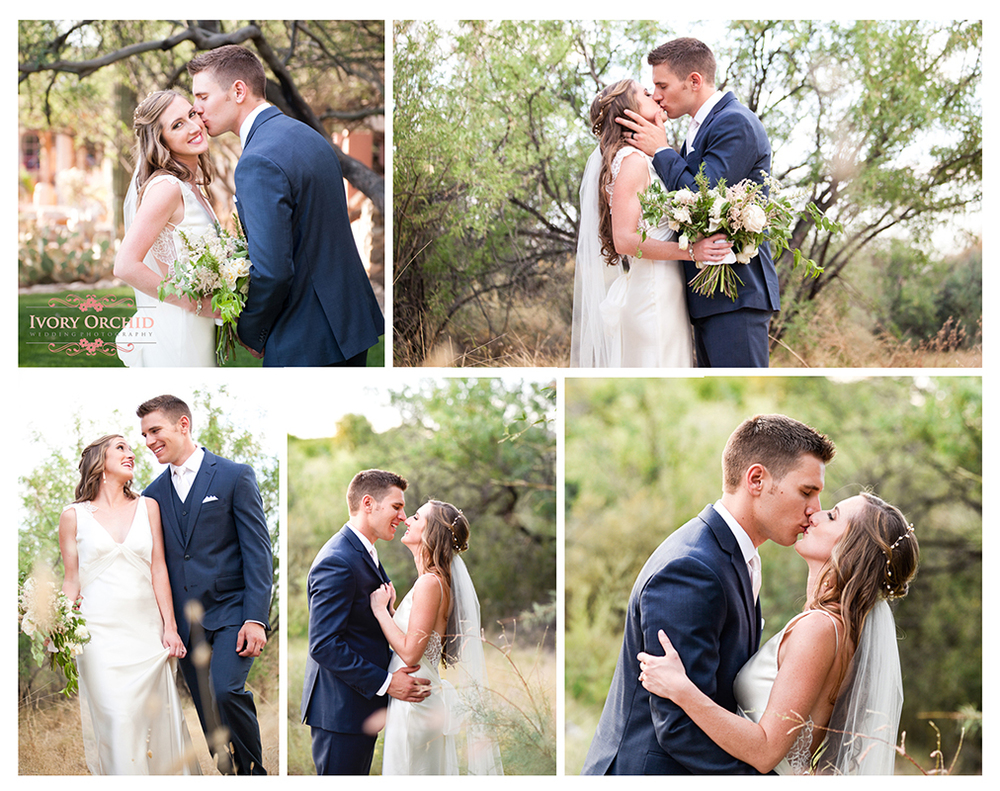 Tanque Verde Ranch Wedding Photos