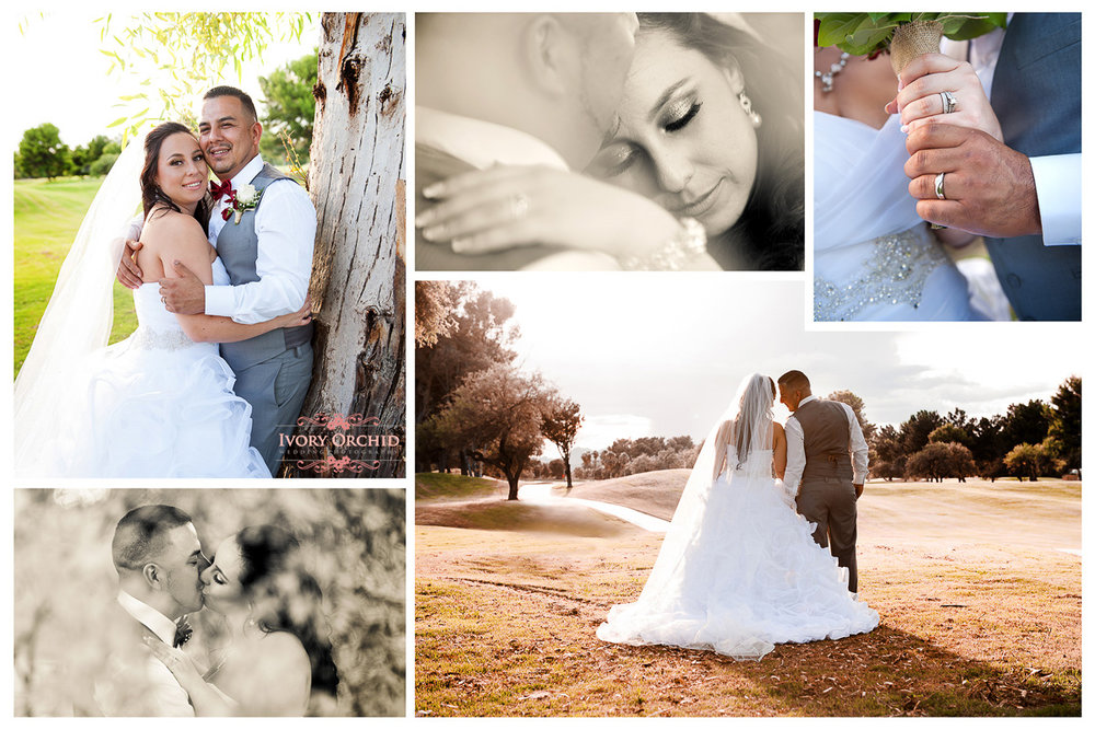 Wedding Photos at Randolph Golf Course