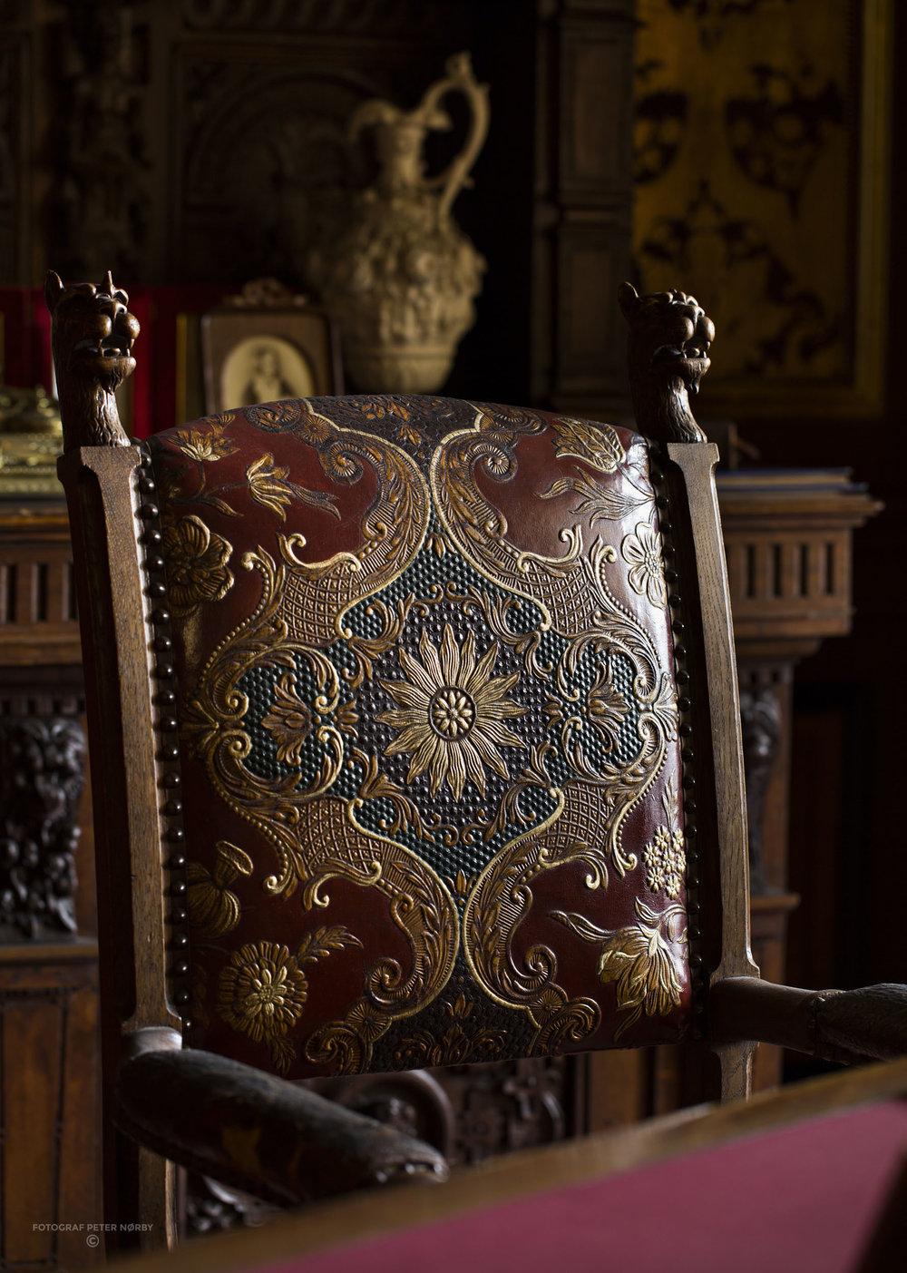 Frederik VIII's study