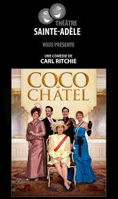 Se dilater la rate avec Coco Chatel!