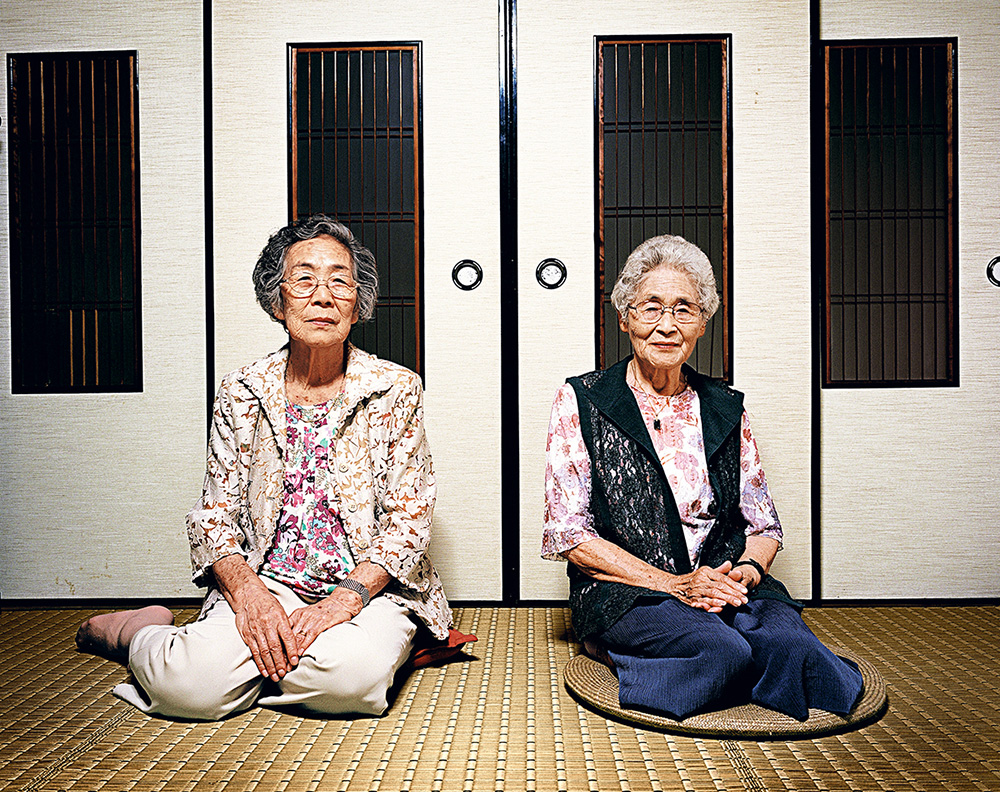 Fuji Yamada et Shizu Yamada - Nagasaki