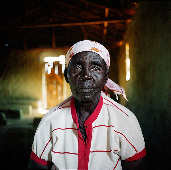 Portrait de foi - Mulungushi Agro