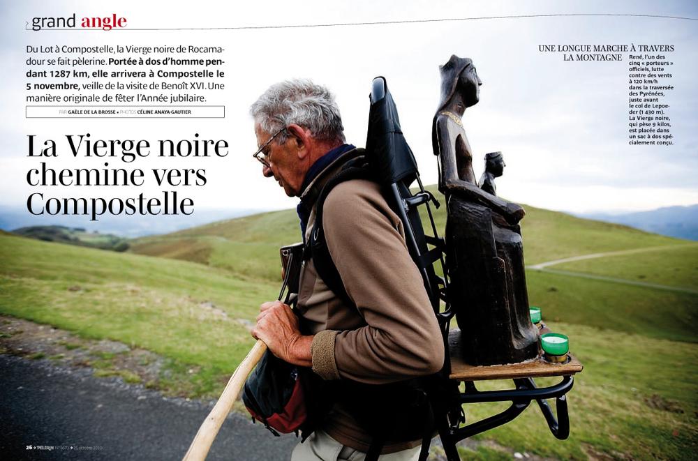 Grand Angle Pèlerin Magazine