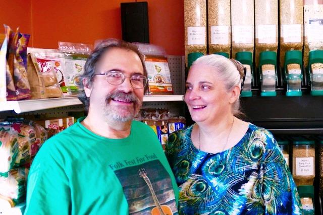 Dave and Ellen Poulette