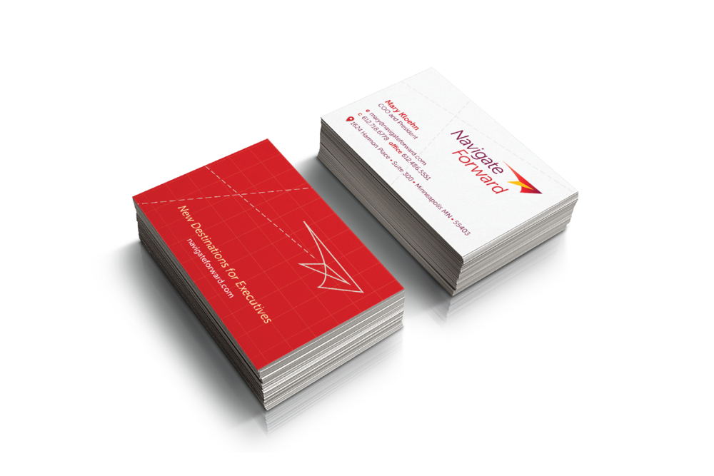Integrated Branding: Business Cards