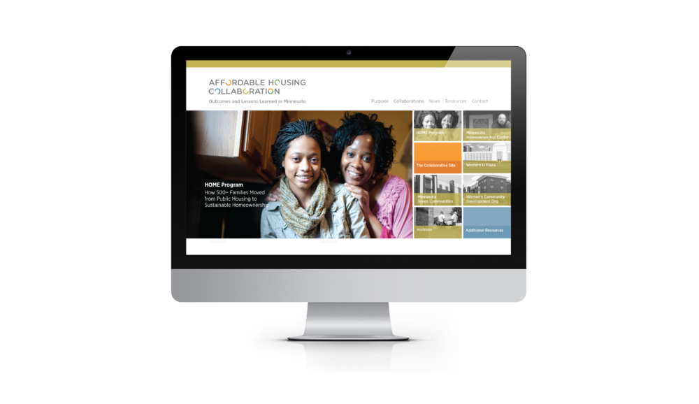 Nonprofit Branding and Website Design