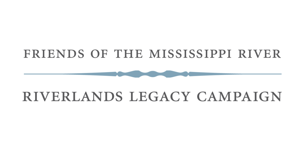 Friends of the Mississipp Capital Campaign Logo