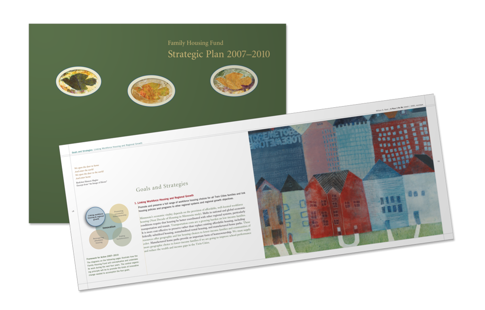 Nonprofit Collateral Design