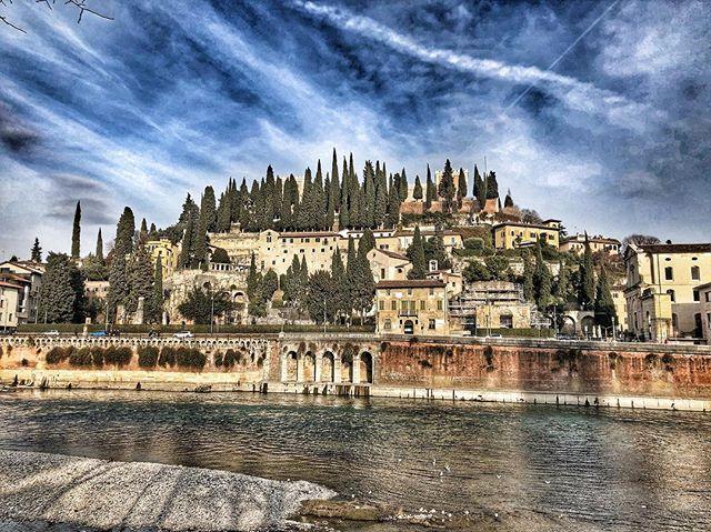 Verona was stunning, fantastic food, and stunning views... I will be back! #travelingchef #travel #wander #wanderlust #italy #verona #sky #chef #europetravel