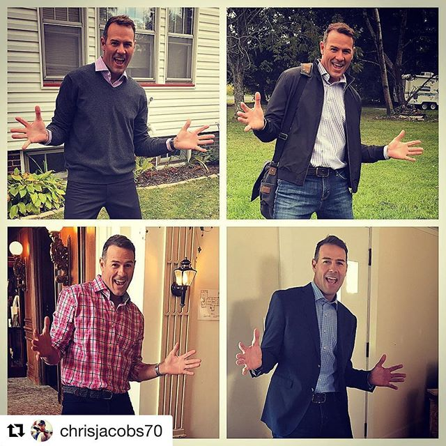 Chris Jacobs for Long Lost Family on TLC #ivytevesstyle #wardrobestylist