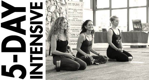 5-DAY INTENSIVE