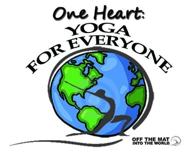 ONE HEART: YOGA FOR EVERYONE logo