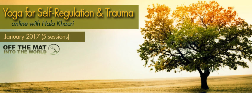 Yoga for Self-Regulation & Trauma - 2017