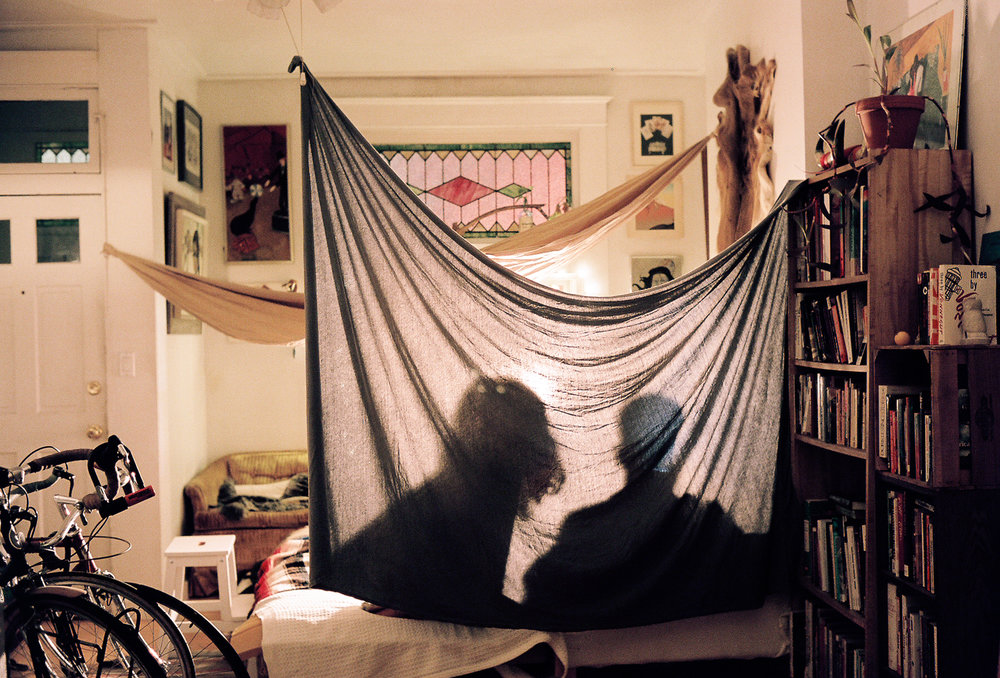 The Blanket Fort, Baltimore, 2016
