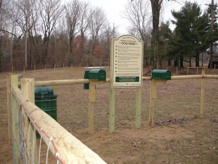 Harbert Community Dog Park