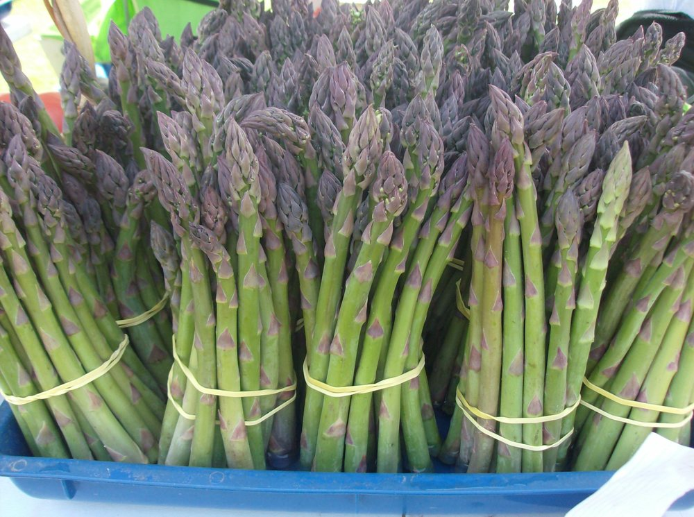 Fresh Michigan Asparagus