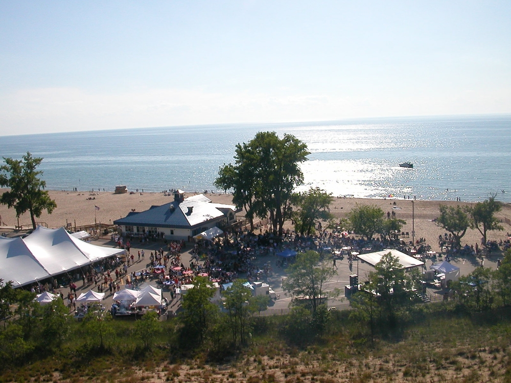 Lake Michigan Shore Wine Festival Bridgman, MI