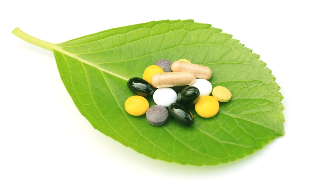 picture of vitamins health supplements