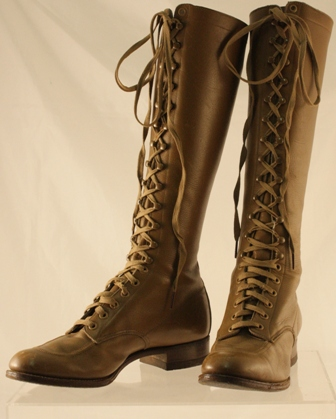The bicycle boots above are part of our collection.