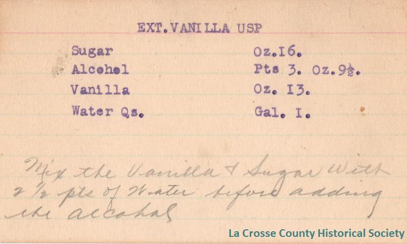 Ext. Vanilla USP