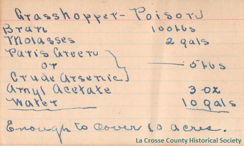 Grasshopper Poison