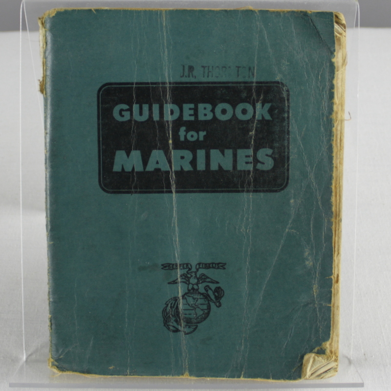 James Thornton's Marines Guidebook.