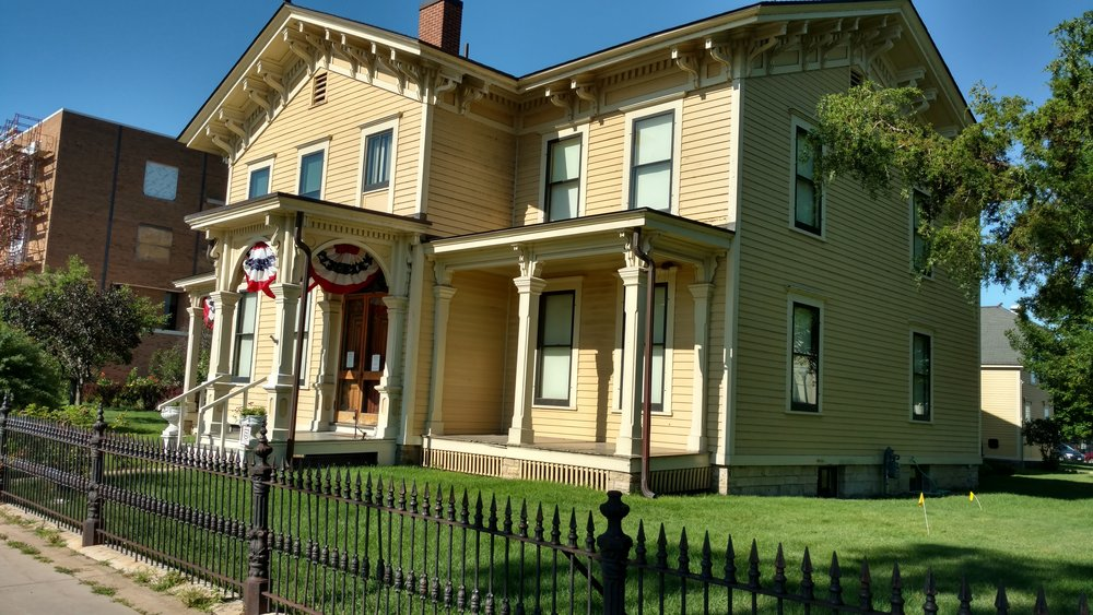 Repaint Hixon House - Click Donate Now or send a check to LCHS offices!
