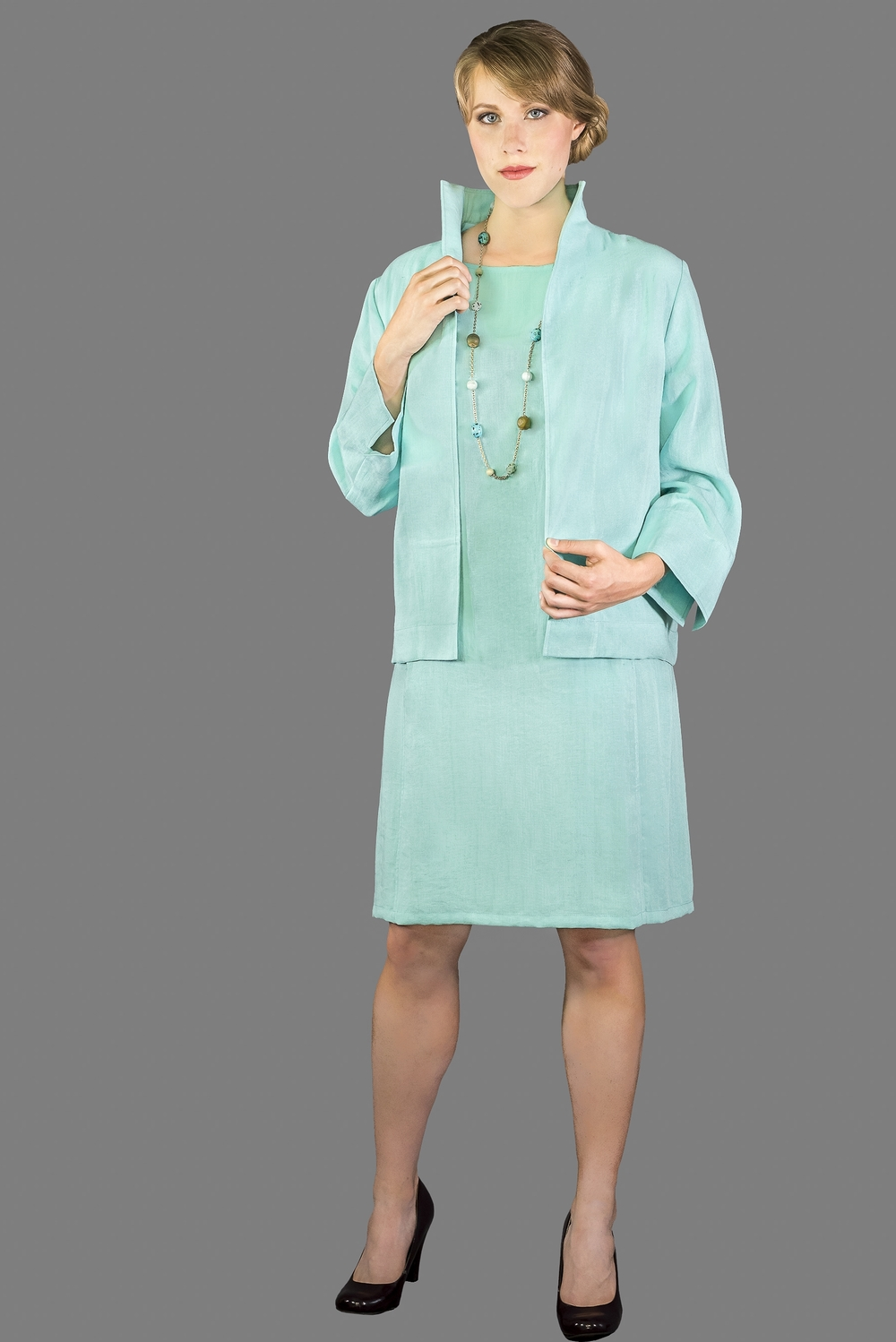 AA198 - Pamela Jacket (Shown with AAD199)    CL3983 - Spa