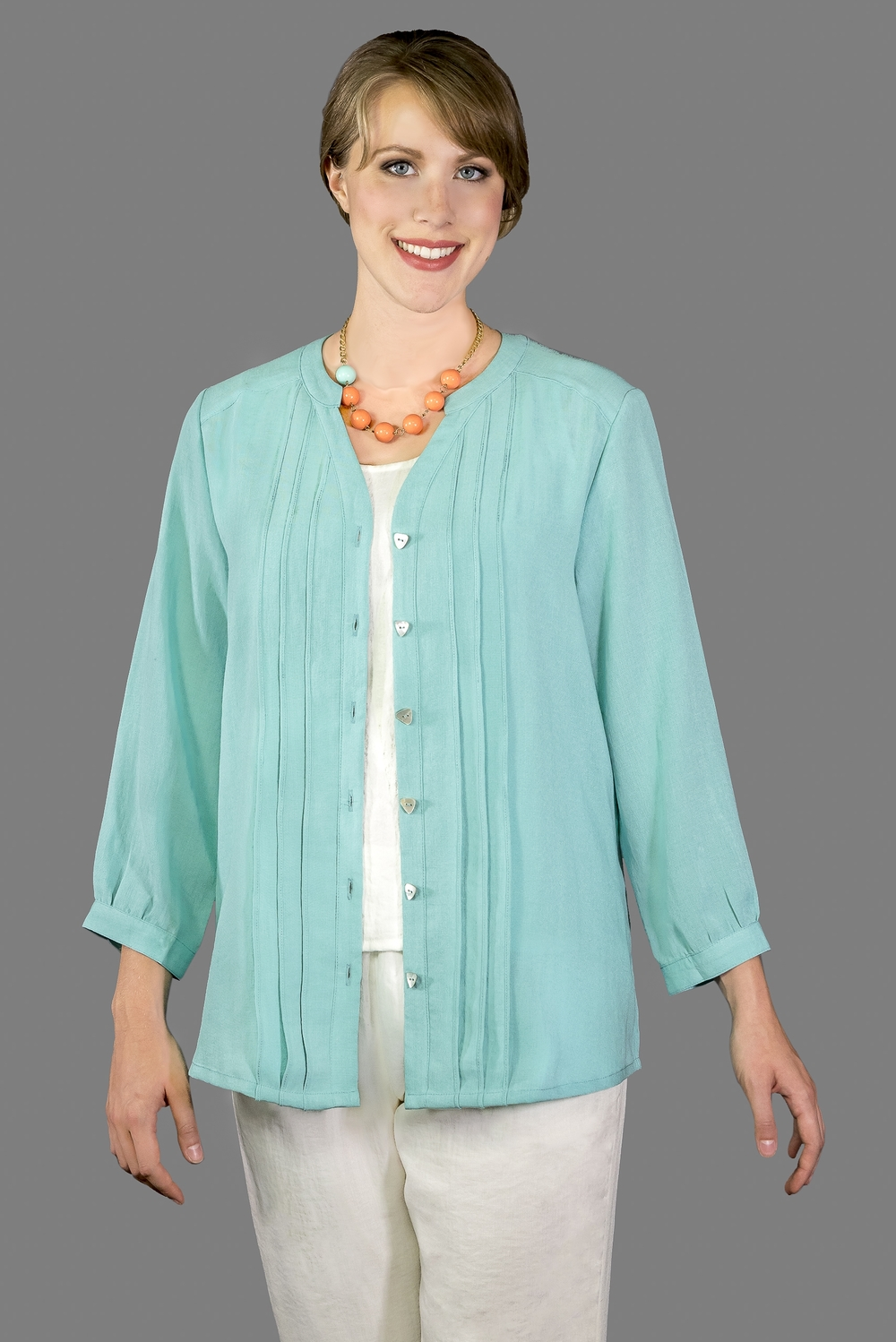AA173 - Layered Pleats Top    CL3983 - Spa