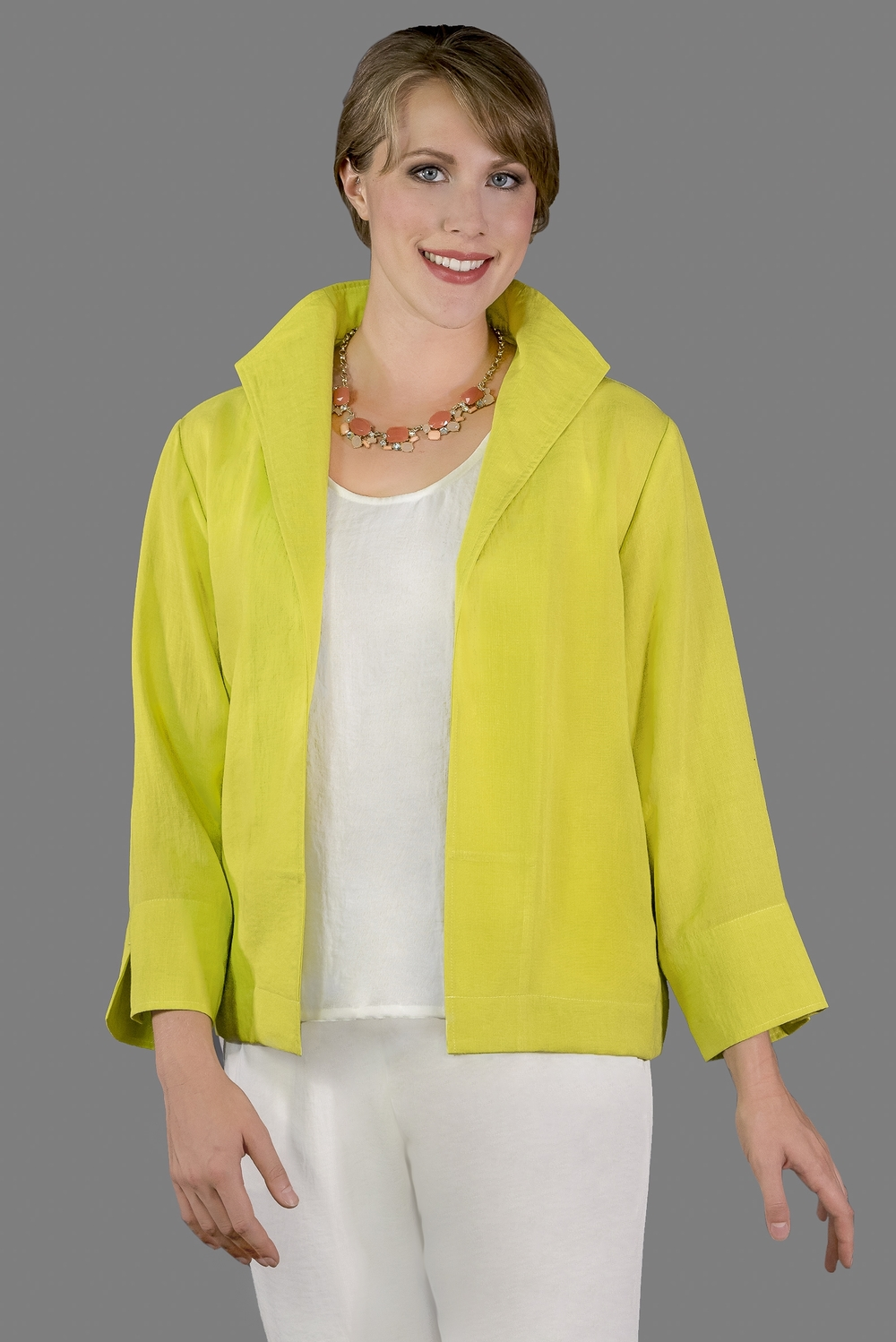 AA198 - Pamela Jacket    CL2593 - Citron