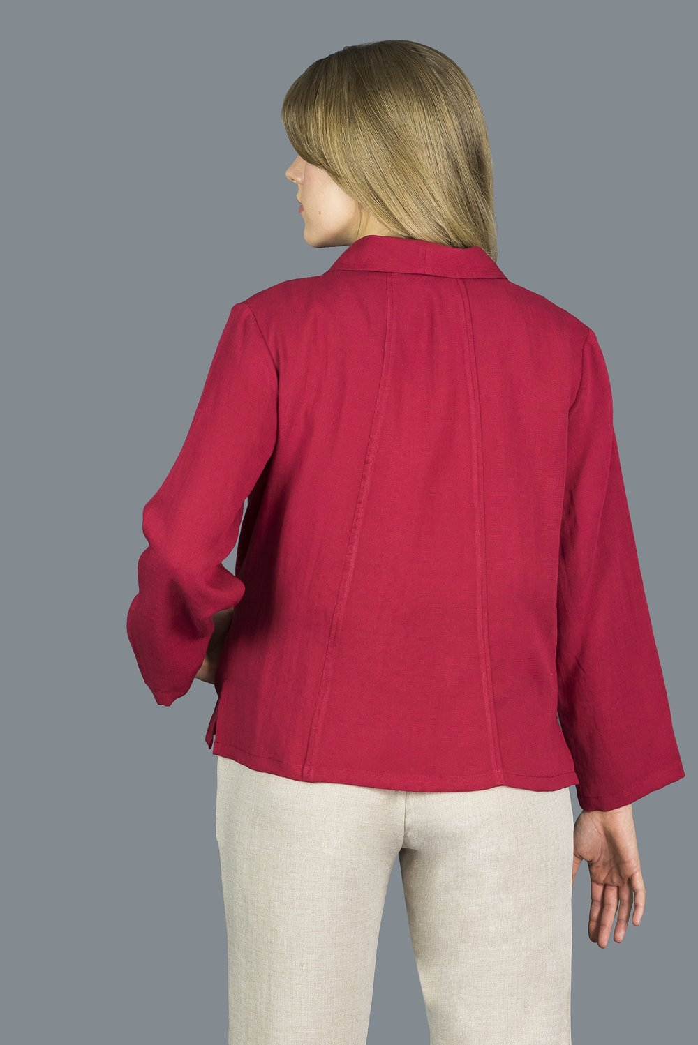 AA214 - Elizabeth Jacket    CL7754 - Ruby