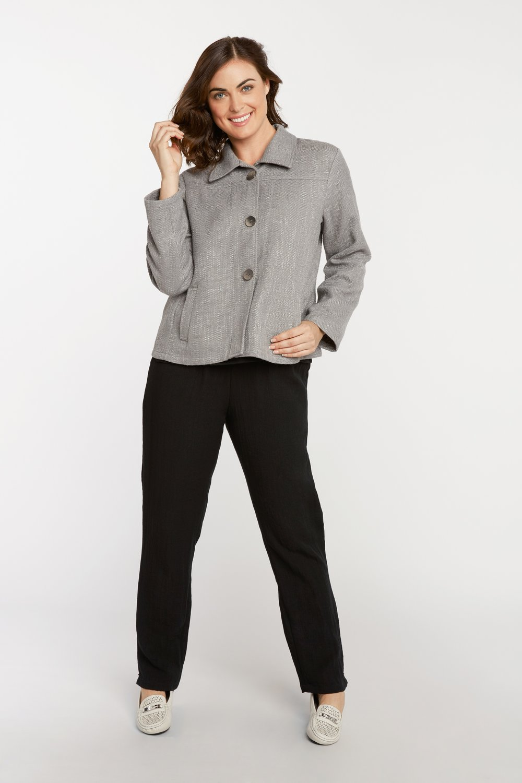 AA8144 - Kimberly Jacket    SG27 - Grey