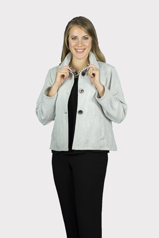 AA8144 - Kimberly Jacket    SG17 - Pearl