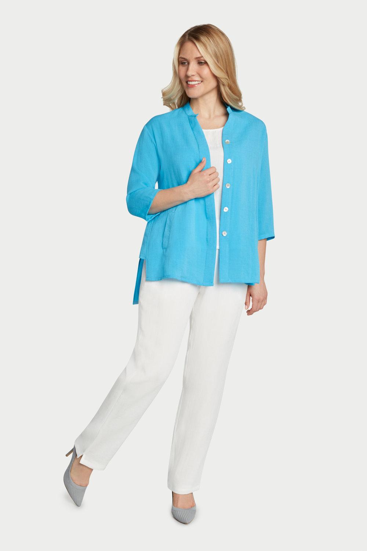 AA245 - Audrey Shirt    Caribbean - CL2567