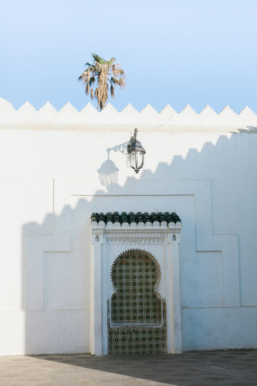 TANGIER - TRAVEL