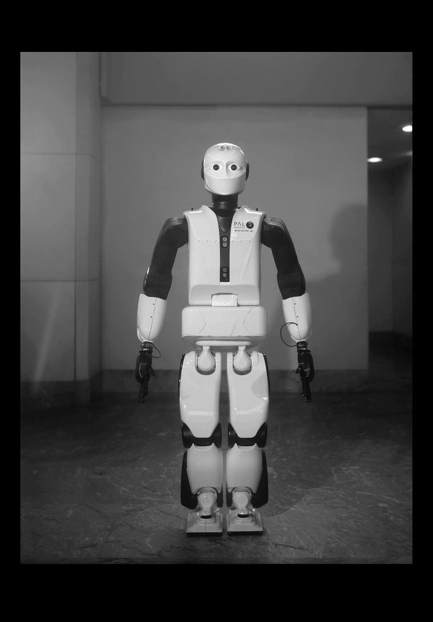 REEM-C. PAL ROBOTICS