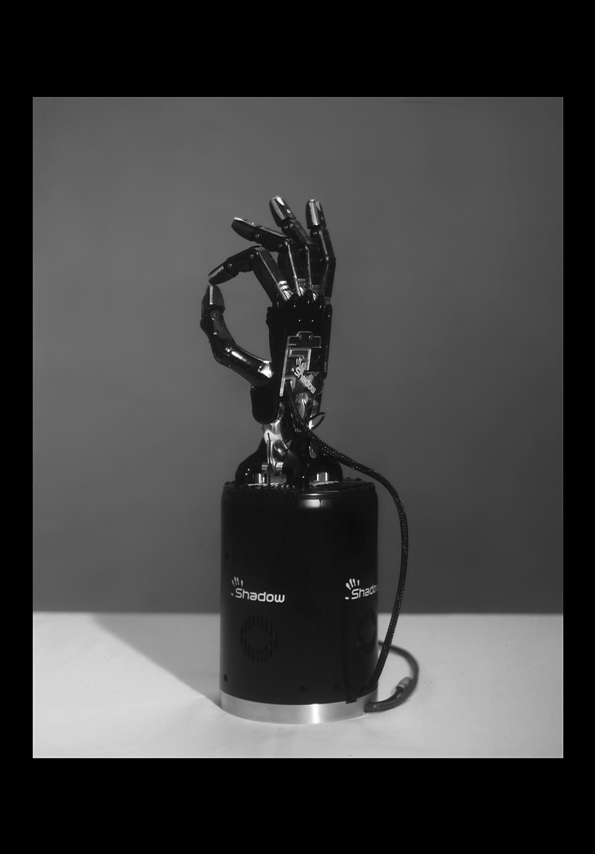 SHADOW HAND. Shadow Robot Company. Ljubljana