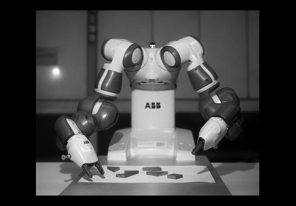 YuMi. ABB Robotics. Ljubljana
