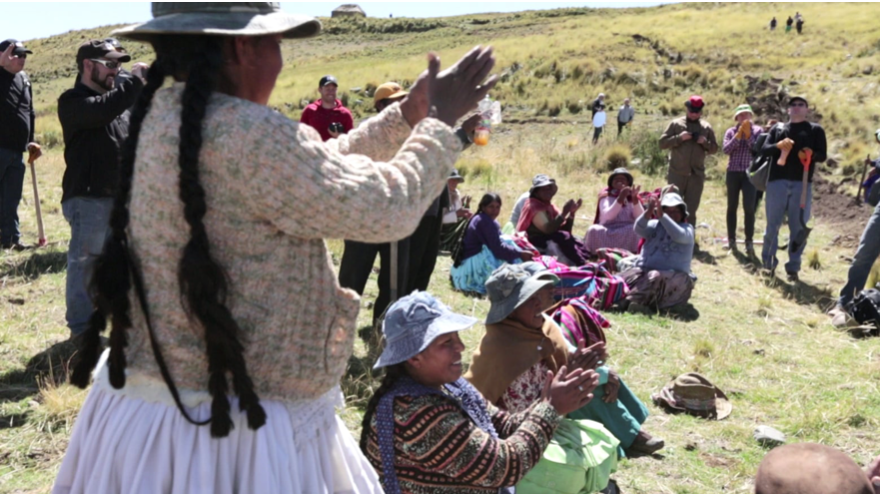 Choice Humanitarian: People of Bolivia