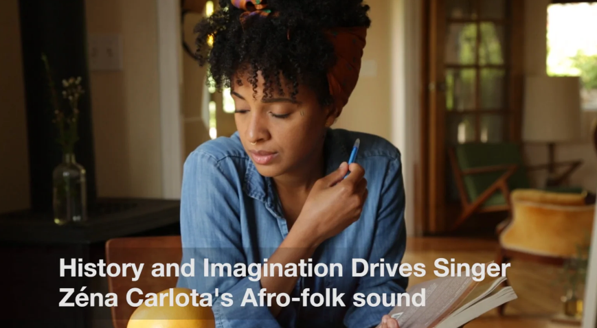 KQEDArts: History and Imagination & Afro-folk sound