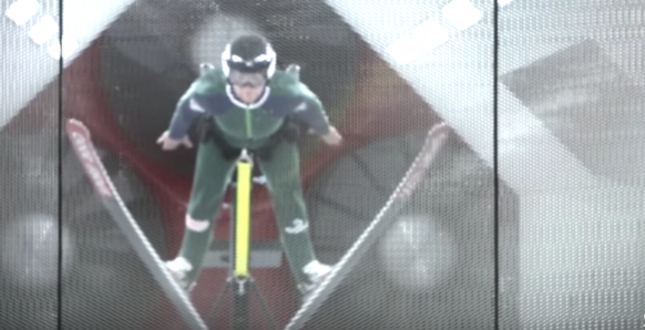 Science Friday: Olympic Ski Jump & the Wind Tunnel