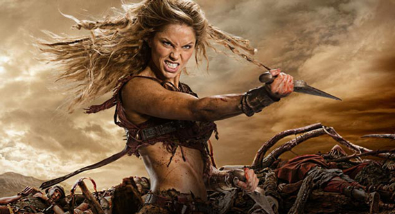 trendy female gladiators anna foka